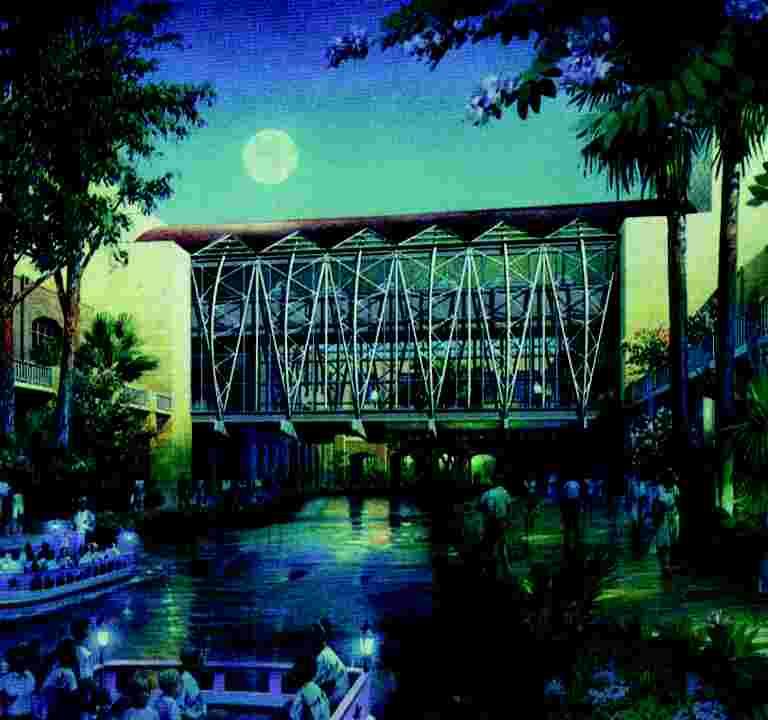Location San Antonio